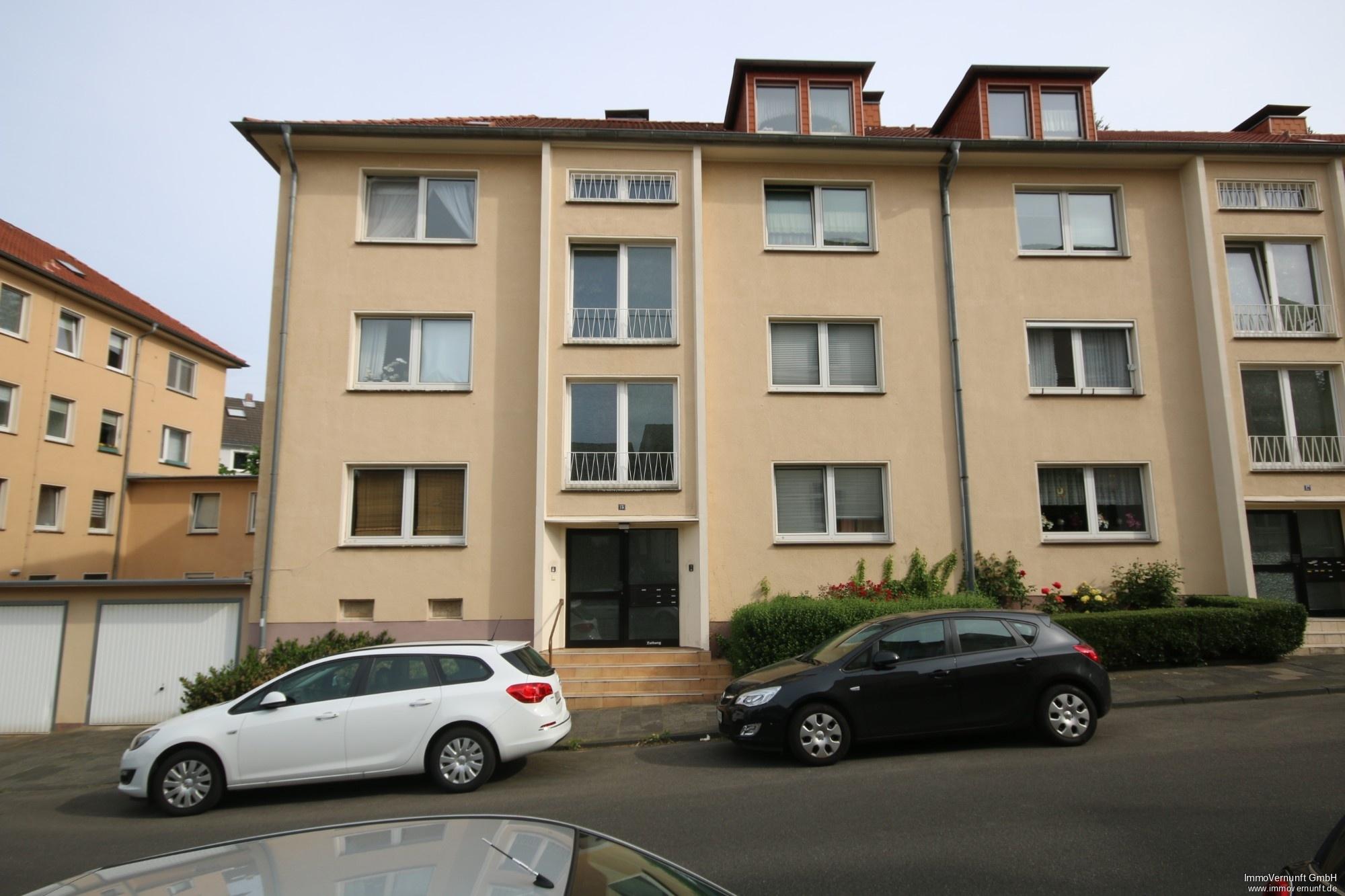 45468 Mülheim an der Ruhr, Mehrfamilienhaus