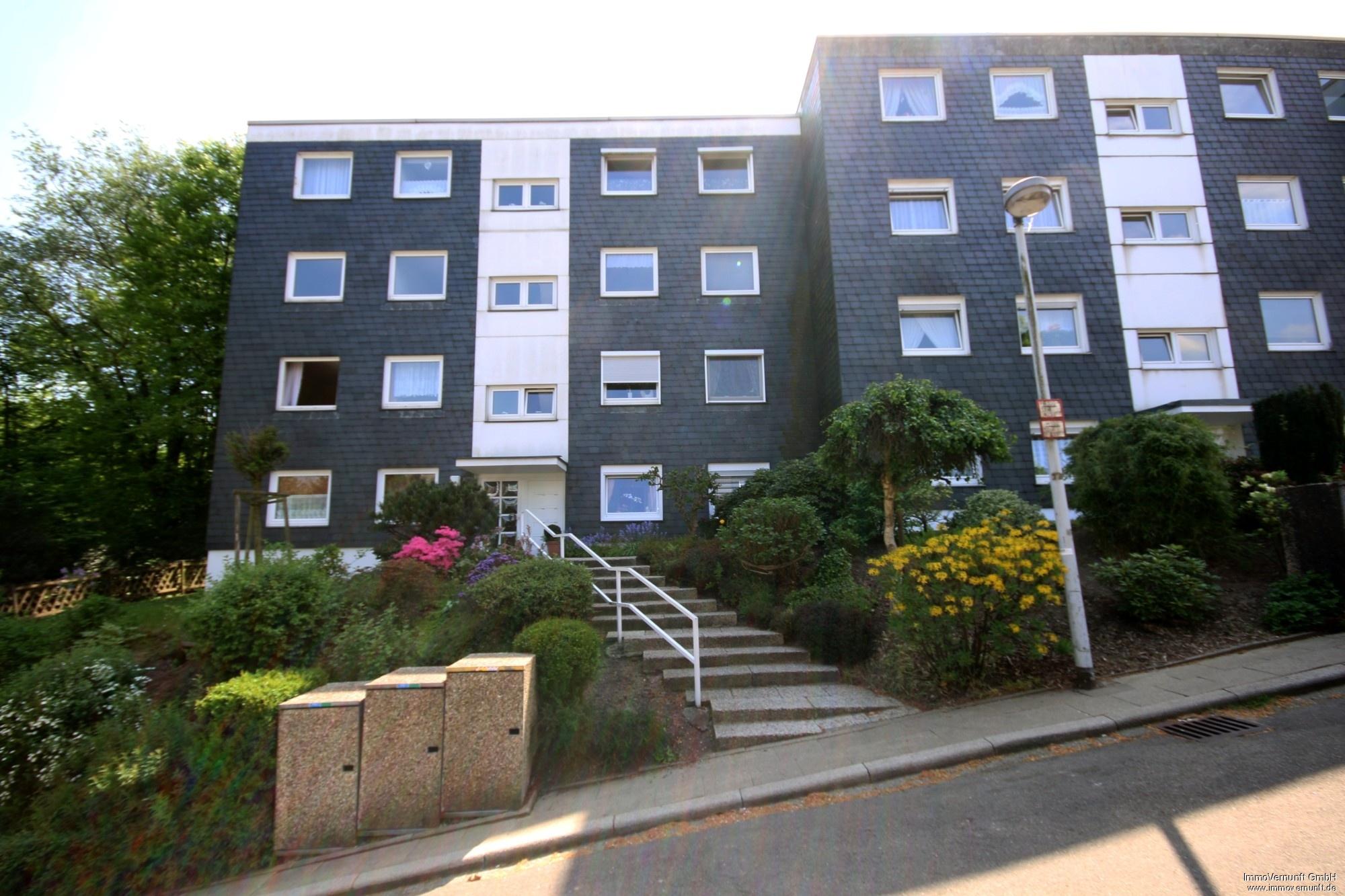 """"""" Gut geschnittene 80 m² große Wohnung mit Balkon in Mülheim Heißen"""" 45470 Mülheim an der Ruhr, Etagenwohnung"""