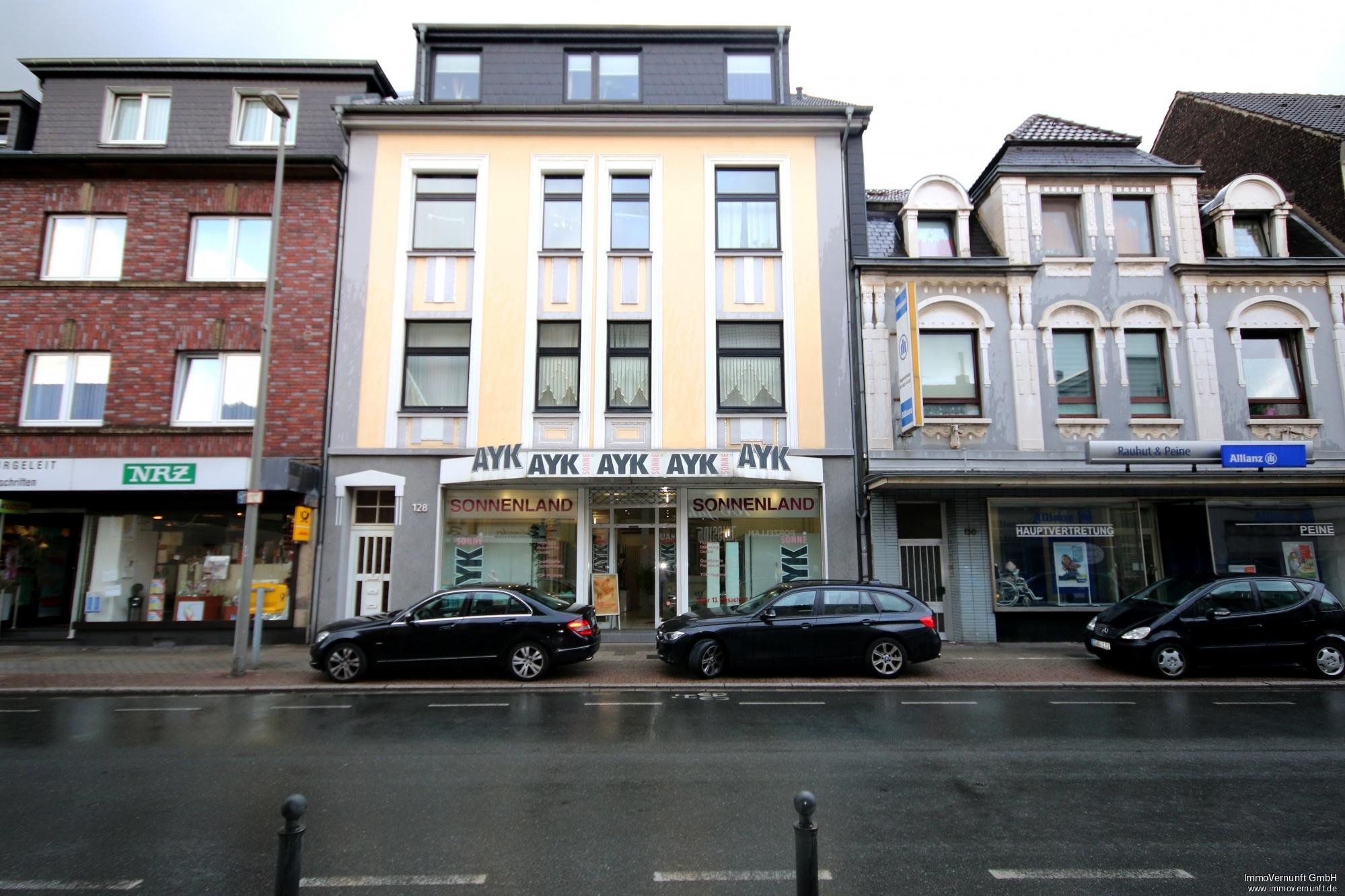 """""""Ladenlokal auf 127 m² auf der Lothringer Str."""" 46045 Oberhausen, Ladenlokal"""