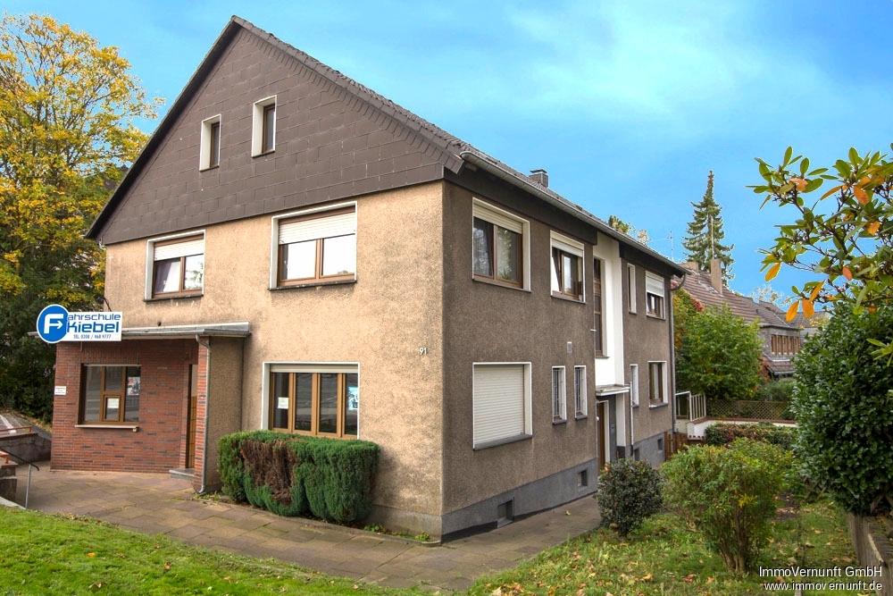 Drei Zimmerwohnung auf 66 m² in Dorf Saarn 45481 Mülheim an der Ruhr, Etagenwohnung